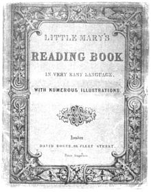 Little Mary's Reading Book