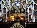 Ljubljana Kathedrale St. Nikolaus Innen 07.JPG