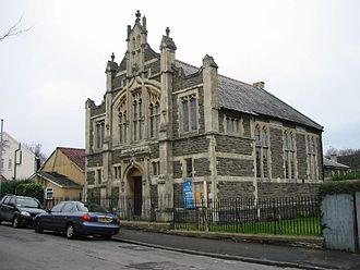 Llanishen - Llanishen Methodist Church