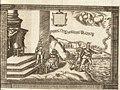 Llanto del occidente en el ocaso del mas claro sol de las Españas - funebres demostraciones, que hizo, pyra real, que erigio en las exequias del rey N. Señor D. Felipe IIII. el Grande (1666) (14582907829).jpg