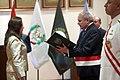 Llegada de la Ministra de Defensa de Ecuador (8508057633).jpg