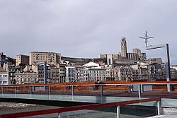 Lleida-vista de lleida