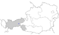 Location of Zell am Ziller (Austria, Tirol).png