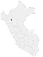Location of the city of Chachapoyas in Peru.png
