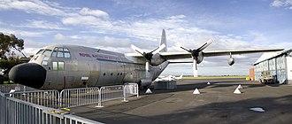 RAAF Museum - Lockheed C-130A Hercules (A97-214)