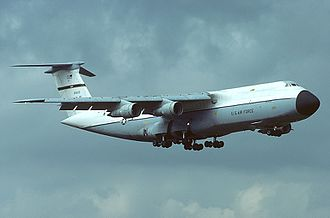 1975 Tân Sơn Nhứt C-5 accident - United States Air Force C-5 Galaxy, similar to the aircraft involved