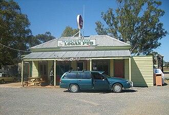 Logan, Victoria - The Logan Pub