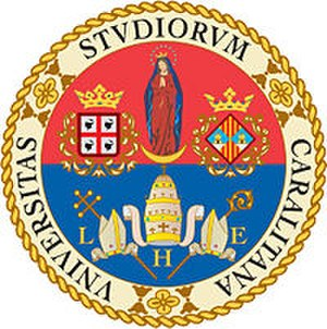 University of Cagliari - Coat of arms