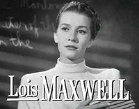 Lois Maxwell i trailern till That Hagen Girl (1947)