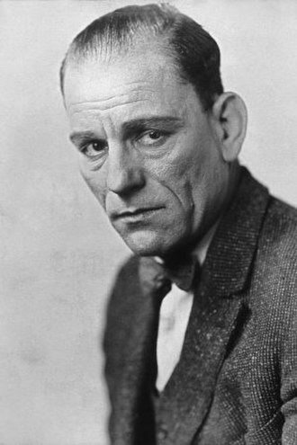 Lon Chaney - 1923 Lon Chaney portrait