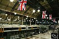 London's Victoria station flies the flag for the Olympics. - panoramio.jpg