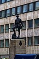 London - High Holborn - Royal London Fusiliiers' War Memorial 1914-1918 by Albert Toft.jpg