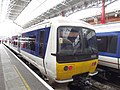 London Marylebone Station - Chiltern Railways - 165022 (8091417500).jpg