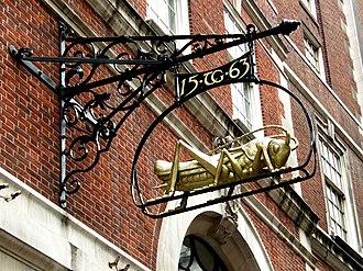 Thomas Gresham - Image: Londres Lombard Street