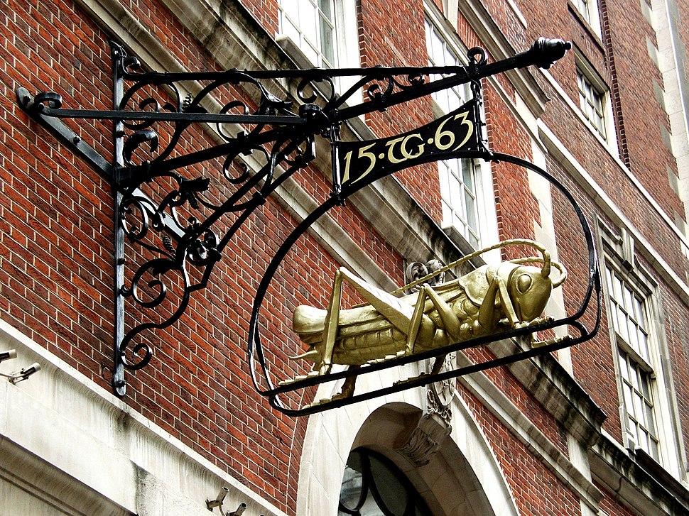 Londres - Lombard Street