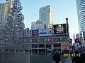 Looking south on Yonge Street from Dundas Square, Toronto - panoramio (2).jpg