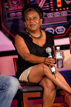 Lorena Gale - Gale at Gatecon, July 30, 2005