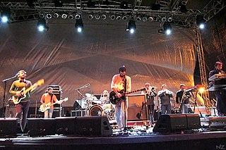 Los Hermanos Brazilian band