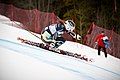 Lotte Smiseth Sejersted women's giant slalom Norway 2011 (jump).jpg
