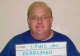 Lou Pearlman - 2007 arrest mugshot