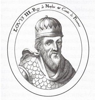 Louis III of Naples - Louis III.