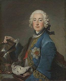 Frederick Michael, Count Palatine of Zweibrücken Father of Maximilian I Joseph of Bavaria
