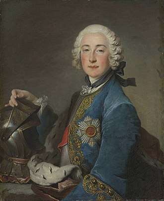 Frederick Michael, Count Palatine of Zweibrücken - Frederick Michael, Count Palatine of Zweibrücken