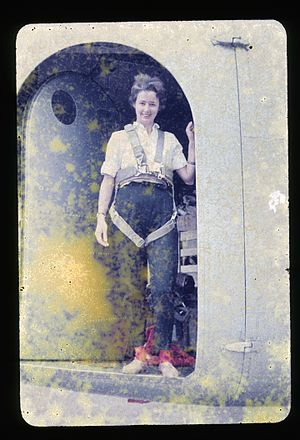 Lucille Teasdale-Corti - Image: Lucille 1961
