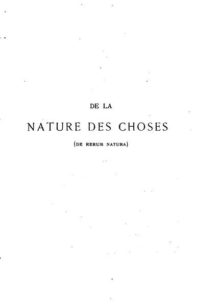 File:Lucrèce - De la nature des choses (trad. Lefèvre).djvu