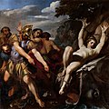 Ludovico Carracci (1555-1619) - Orlando Delivering Olympia from the Sea Monster - 108835 - National Trust.jpg