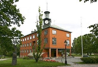 Ludvika - Ludvika Town Hall