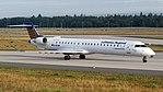 Lufthansa CityLine Canadair CRJ-900 (D-ACNN) at Frankfurt Airport.jpg