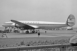 Lufthansa Flight 502 aviation accident