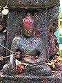 Lumbini - Old Buddha Statues, Lumbini (9241309065).jpg