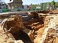 Luxembourg, fouilles ancienne chapelle du Glacis 05-2016 (1).JPG
