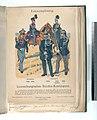Luxemburg- Luxemburgisches Bundes-Kontingent. Maréchaussée, 1832-1842; Gendarmerie, 1848, 1858 (Kapitän), 1867 (NYPL b14896507-92986).jpg