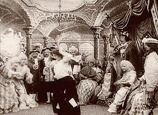 <i>Cinderella</i> (1899 film) 1899 film by Georges Méliès