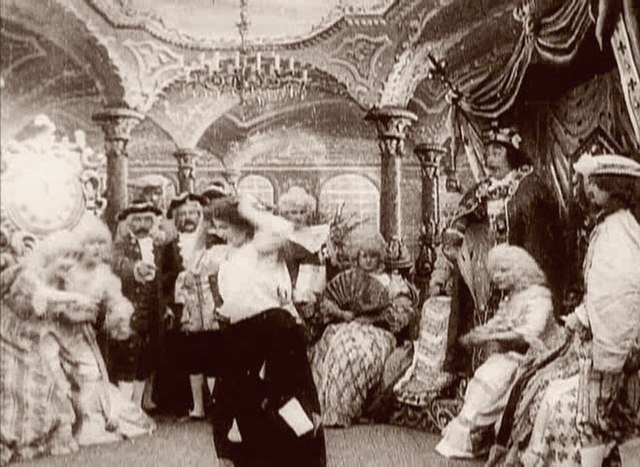 Méliès, Cinderella (Star Film 219-224, 1899)