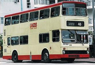 Kowloon Motor Bus - MCW Metrobus