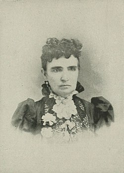 MARY COLE WALLING A woman of the century (page 753 crop).jpg