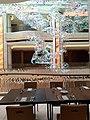 MC 澳門 Macau JW Marriott 萬豪酒店 hotel restaurant 自助餐廳 lobby interior November 2019 SS2 03.jpg