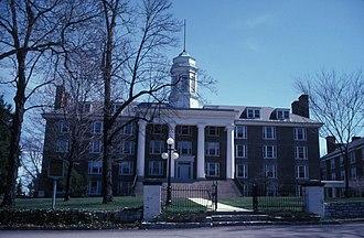 Mercersburg Academy - Main Hall