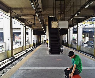Taft Avenue station