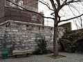 Maastricht2015, OLV-wal, trap bij Jekertoren.jpg