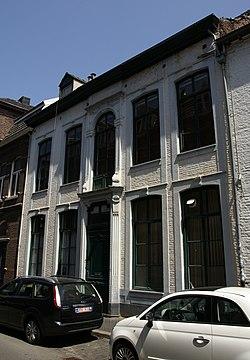 Maastricht - rijksmonument 26941 - Capucijnenstraat 73 20100710.jpg