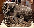 Madhya pradesh o bihar, incarnazione del dio vishnu come cinghiale (varaha), XII secolo.jpg