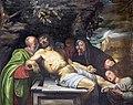 Madonna dell'Orto (Venice) - Chapel St Mauro - Compianto sul cristo morto.jpg