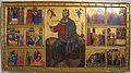 Maestro del paliotto di s giov battista, san giov batt in trono e storie, 1270-80.JPG