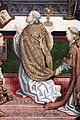 Maestro dell'altare di aachen, messa di san gregorio, 1500-25 ca. 07.jpg