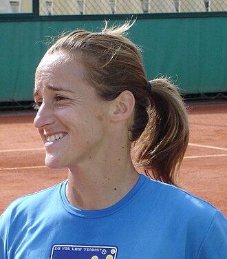 Magdalena Maleeva - Image: Magdalena Maleeva RG 2005